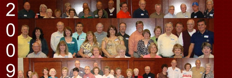 Pictures from 2008 TG&Y Reunion